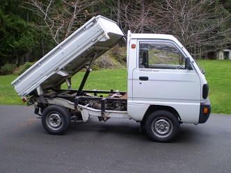 Suzuki Carry Models