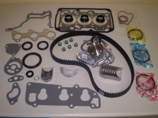 Mitsubishi Minicab Engine Rebuild Kit 3G83 Hemi Head U42