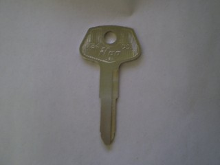 Suzuki Carry Blank Key DB51