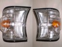Suzuki Carry PAIR Corner Light Round Clear DD51 DC51 92-93
