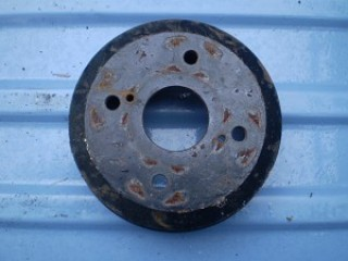 Suzuki Carry Rear Brake Drum Used